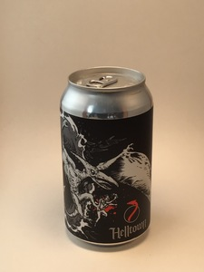 **LOCAL** Helltown - Interdimensional Pterodactyl (12oz Can)
